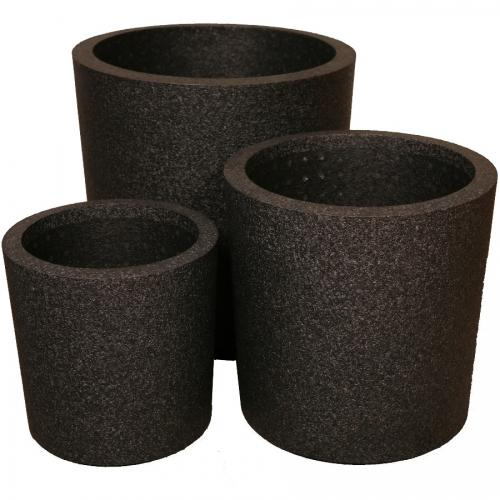 Round Planter - Set of 4