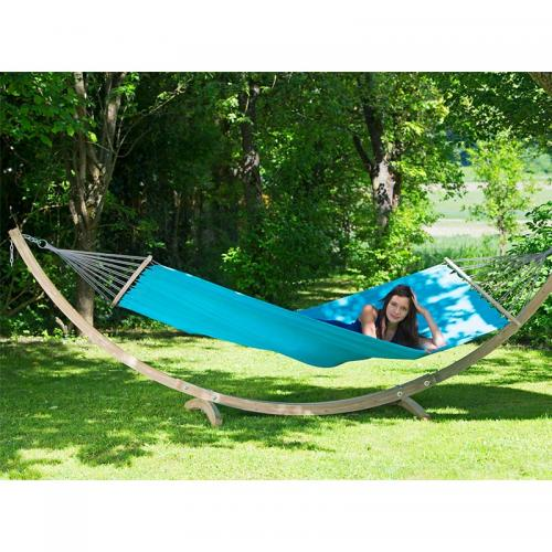Miami Hammock Set Aqua