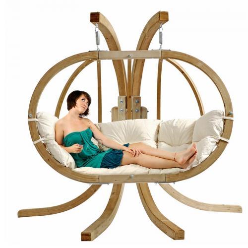 Globo Hammock Royal Chair Set - Natura